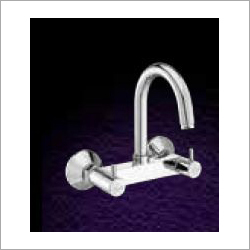 New Echo Wall Mounted Sink Mixers