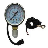 gas-pressure gauge