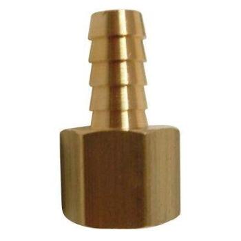Brass Inlet Hose Nipple