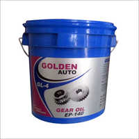 10 Ltr EP- 140 Gear Oil
