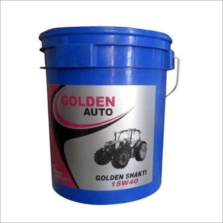 20 Ltr 15w40 Golden Shakti Ultimate Lubricant Oil