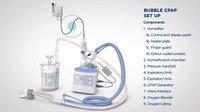 Bubble CPAP Machine