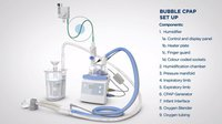 Fisher and Paykel Bubble CPAP