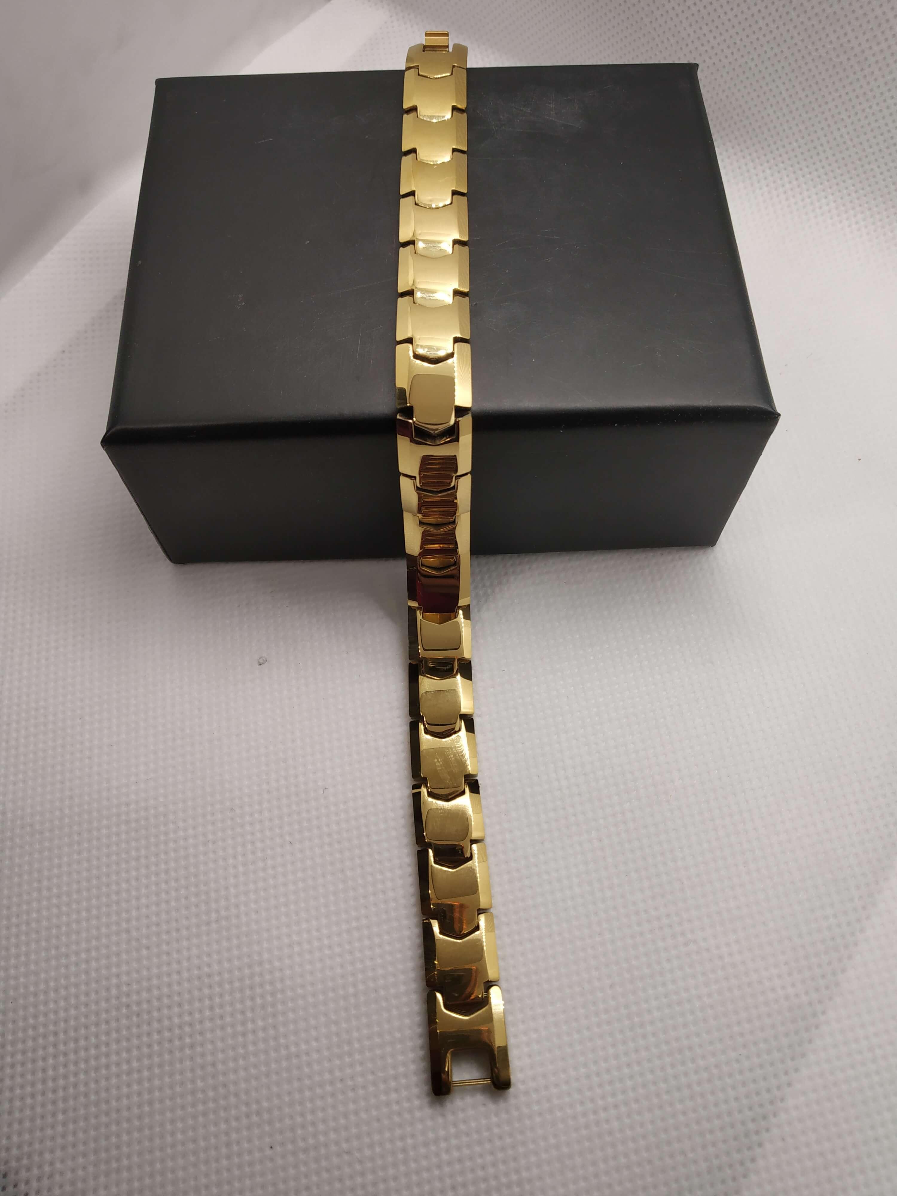 Tungsten health energy bracelet