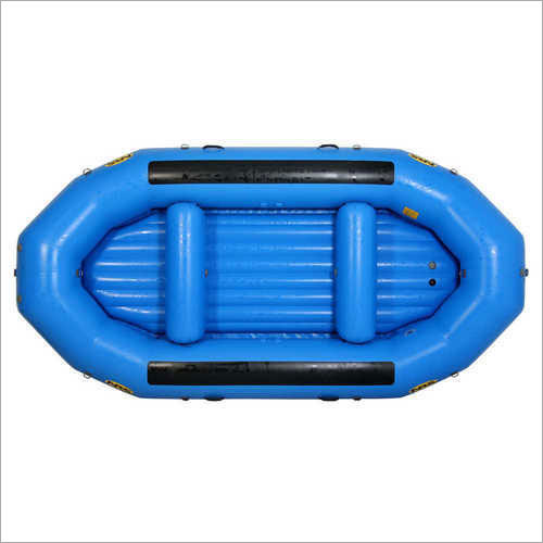 Self-Bailing Raft