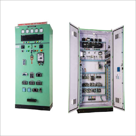 HT Control & Relay Panel Up To 66KV
