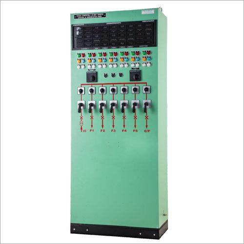 PLC SCADA Control Panel