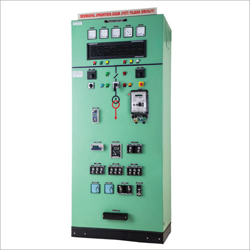 33-11Kv 5Mva Transformer C & R Panel