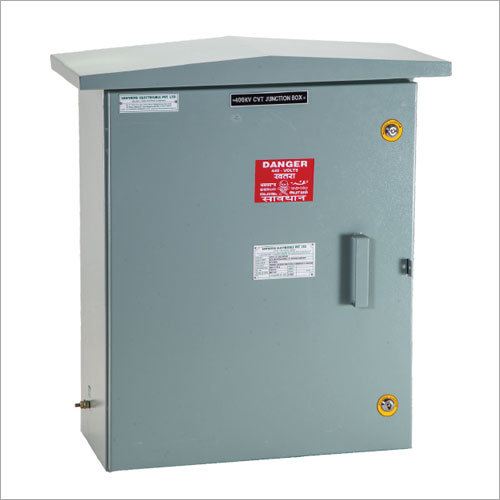 400Kv CVT Junction Box