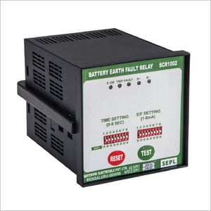 Battery Earth Fault Relay