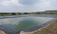 Black Pond Liner ISI 15351 Geomembrane 500 Micron Fish Tank Sheet