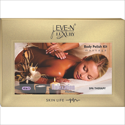 Spa Therapy Boday Polish Kit