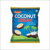Coconut Cream Candy