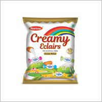 Creamy Eclairs Center Filled Toffee