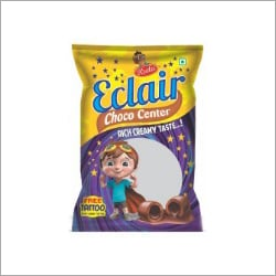 Eclair Choco Center Filled Toffee