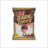 Dark Choco Center Filled Toffee