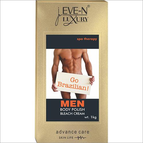 Men Body Polish Bleach Cream