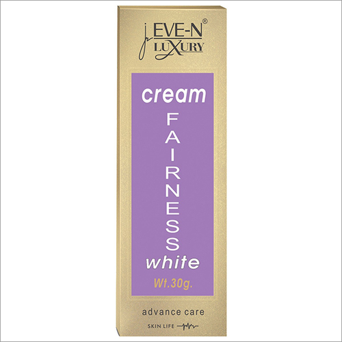 Cream Fairness White