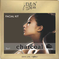 Facial Kit 5in1 Charcoal