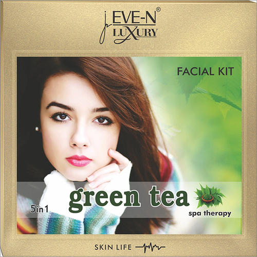 Facial Kit 5in1 Green Tea
