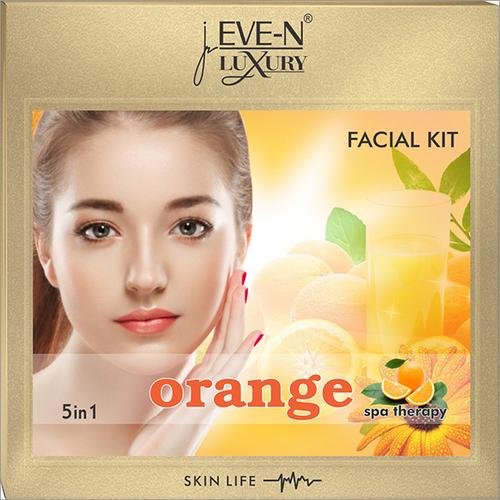 Facial Kit 5in1 Orange