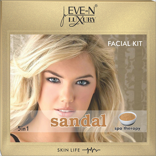 Facial Kit 5in1 Sandal