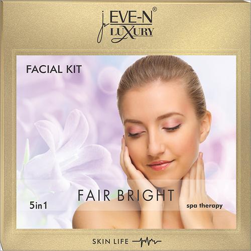 Facial Kit 5in1 Fair Bright Spa Therapy