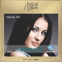 Facial Kit 5in1 Diamond Spa Therapy