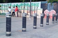 Metallic  Bollards