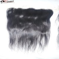 High Quality Lace Frontal Straight Human Hair