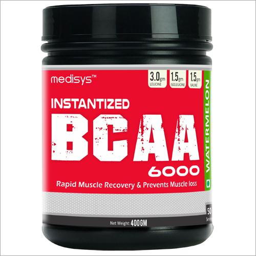 BCAA 6000 Instantized Supplement