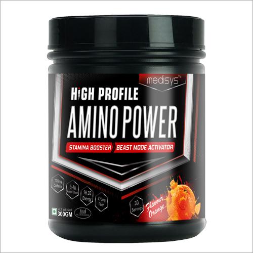 Amino Power Supplement