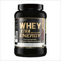 Whey Xtra Energy Protein