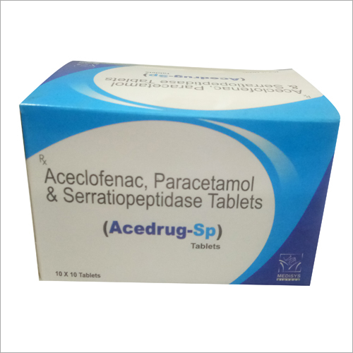 Serratiopeptidase Tablet