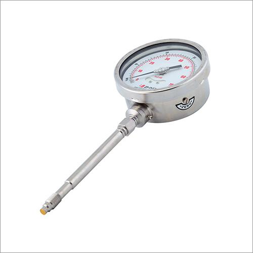 Rigid Rod Melt Pressure Gauge