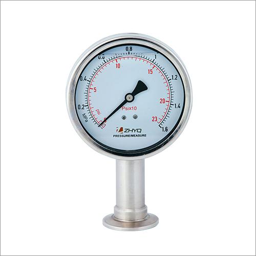 Tri-Clamp Diaphragm Pressure Gauge