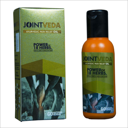 Jointveda Pain Relief Oil