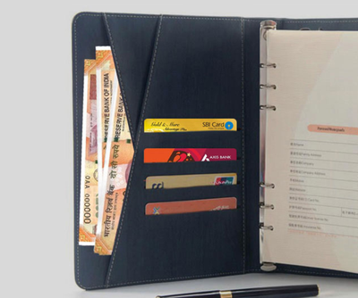 Gamma Techbook 8000 mAh with 16 GB Pen Drive