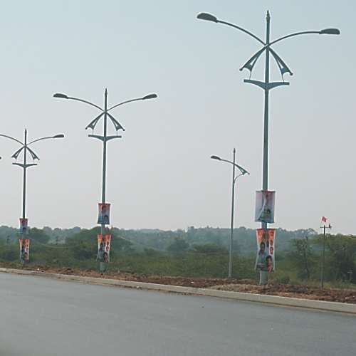 HIGH MAST LIGHT POLES (Poles only)