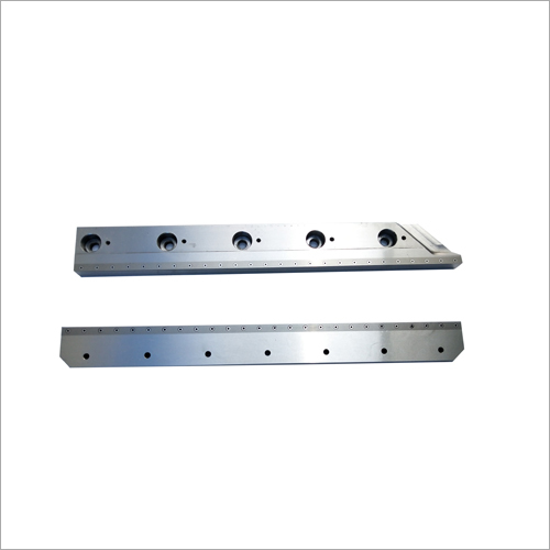 Silicon Steel Shearing Blade