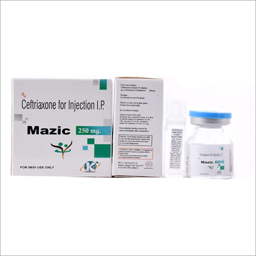 250mg Ceftriaxone For Injection