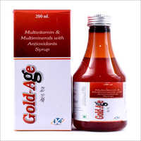 200ml Multivitamin And Multiminerals With Antioxidants Syrup