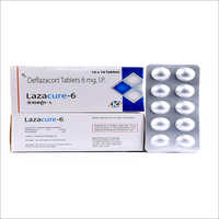 6mg Deflazacort Tablet