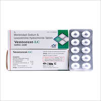 Montelukast Sodium And Levocetirizine Hydrochloride Tablet