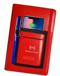 Wireless Techbook With Pocket