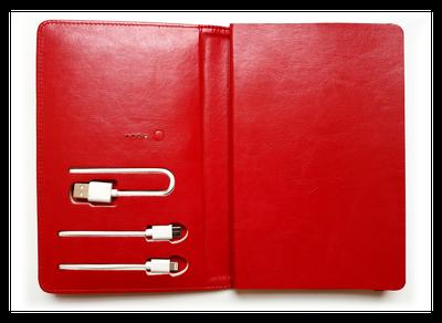 Wireless Techbook With Pocket Plus