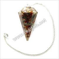 Fancy Gemstone Pendulum