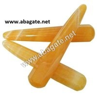 Gemstone Massage Wand