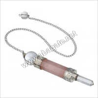 Rose Quartz Healing Stick