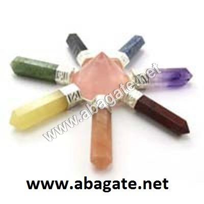 Chakra Pencils Rose Cone Energy Generator